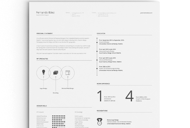 40+ Free Resume Templates 2018 - Professional & 100% Free