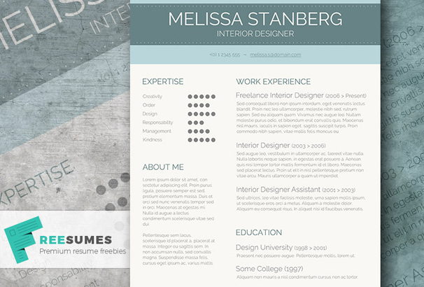 40 free resume templates 2017 professional 100 free more info download yelopaper Gallery