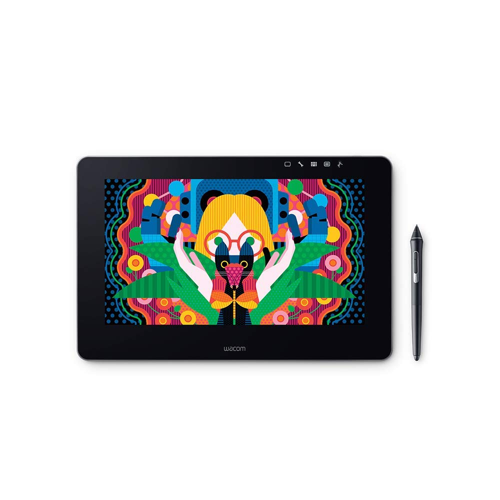 "Wacom DTH1320AK0 Cintiq Pro 13"" Creative Pen Display with Link Plus"
