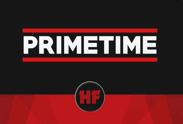 PrimeTime Is A Modern Sans Serif Typeface Created By Herofonts It Free For Personal Use Commercial License Also Available This Font