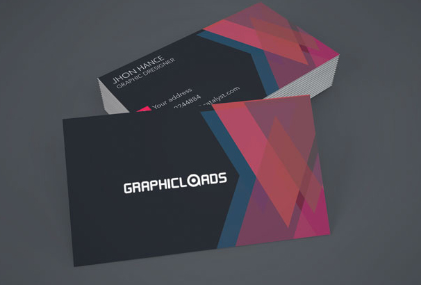 Free business card template psds for photoshop 100 free downloads 18 free business card templates cheaphphosting Images