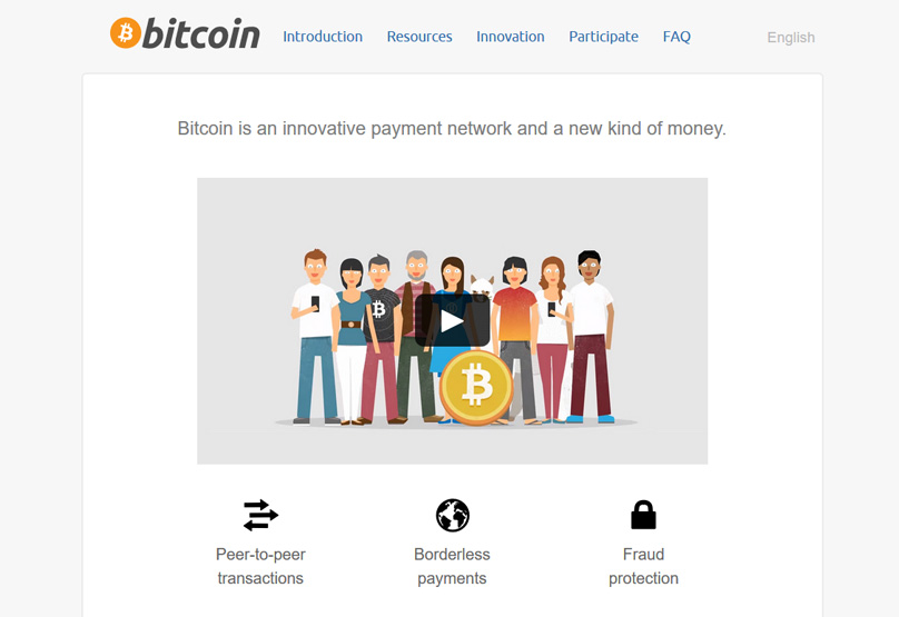 Bitcoin Website