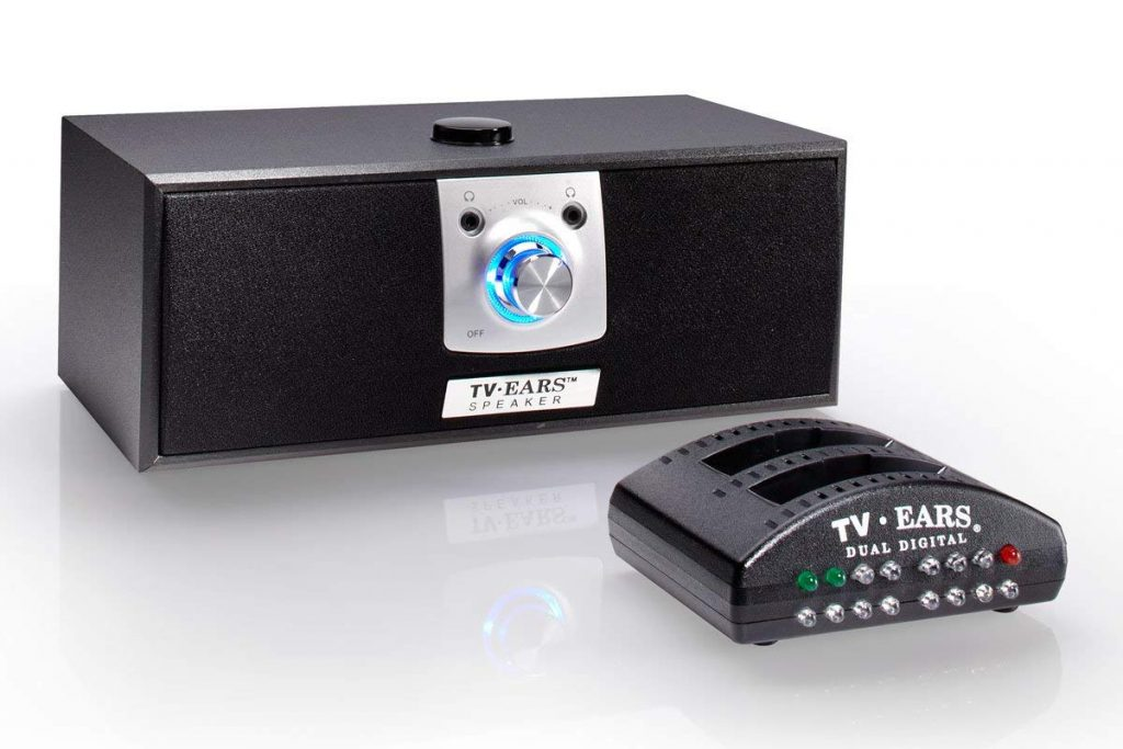 TV Ears Digital Wireless Speaker System