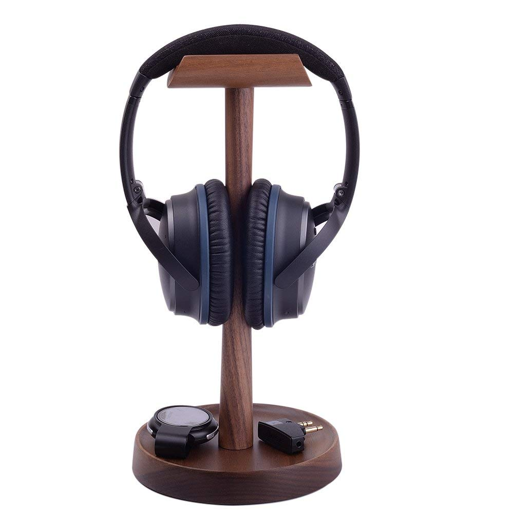 Artinova Wooden Headset Holder