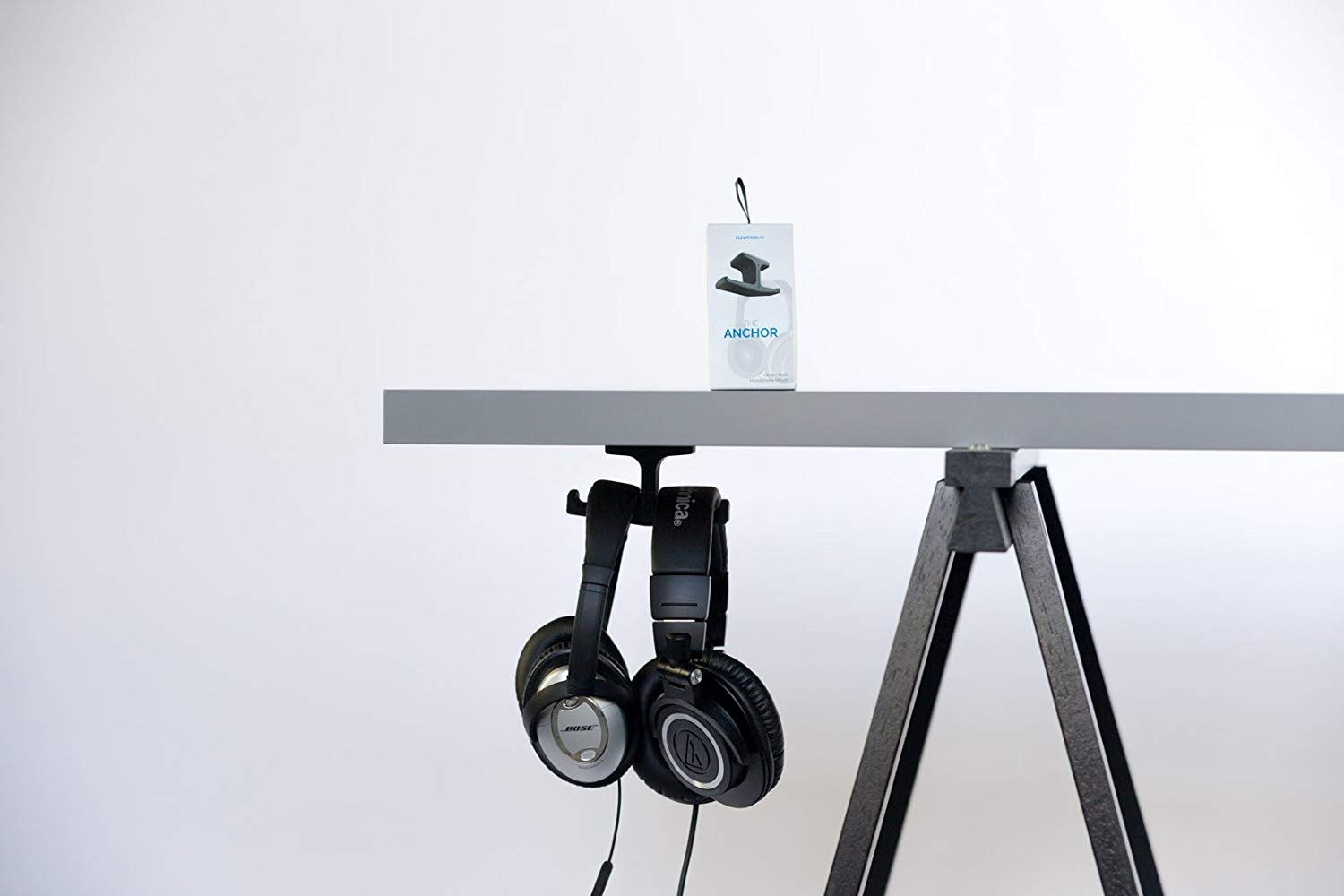 Elevation Lab Under-Desk Headphone Stand Mount
