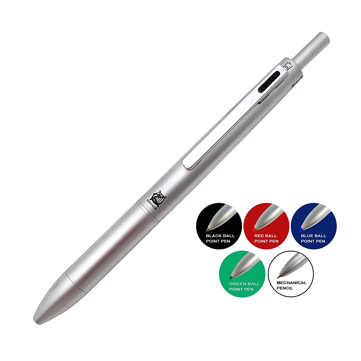 Kentaur 5 In 1 Mechanical Pencil