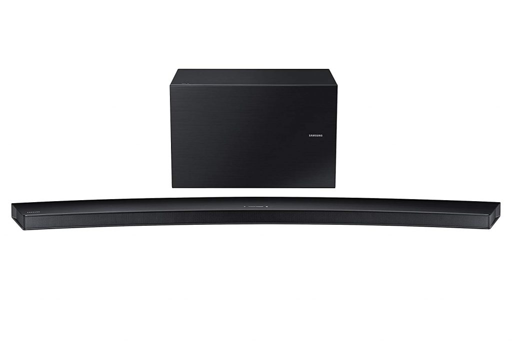 Samsung HW-J8500R 5.1 Channel 350 Watt Curved Wireless Audio Soundbar