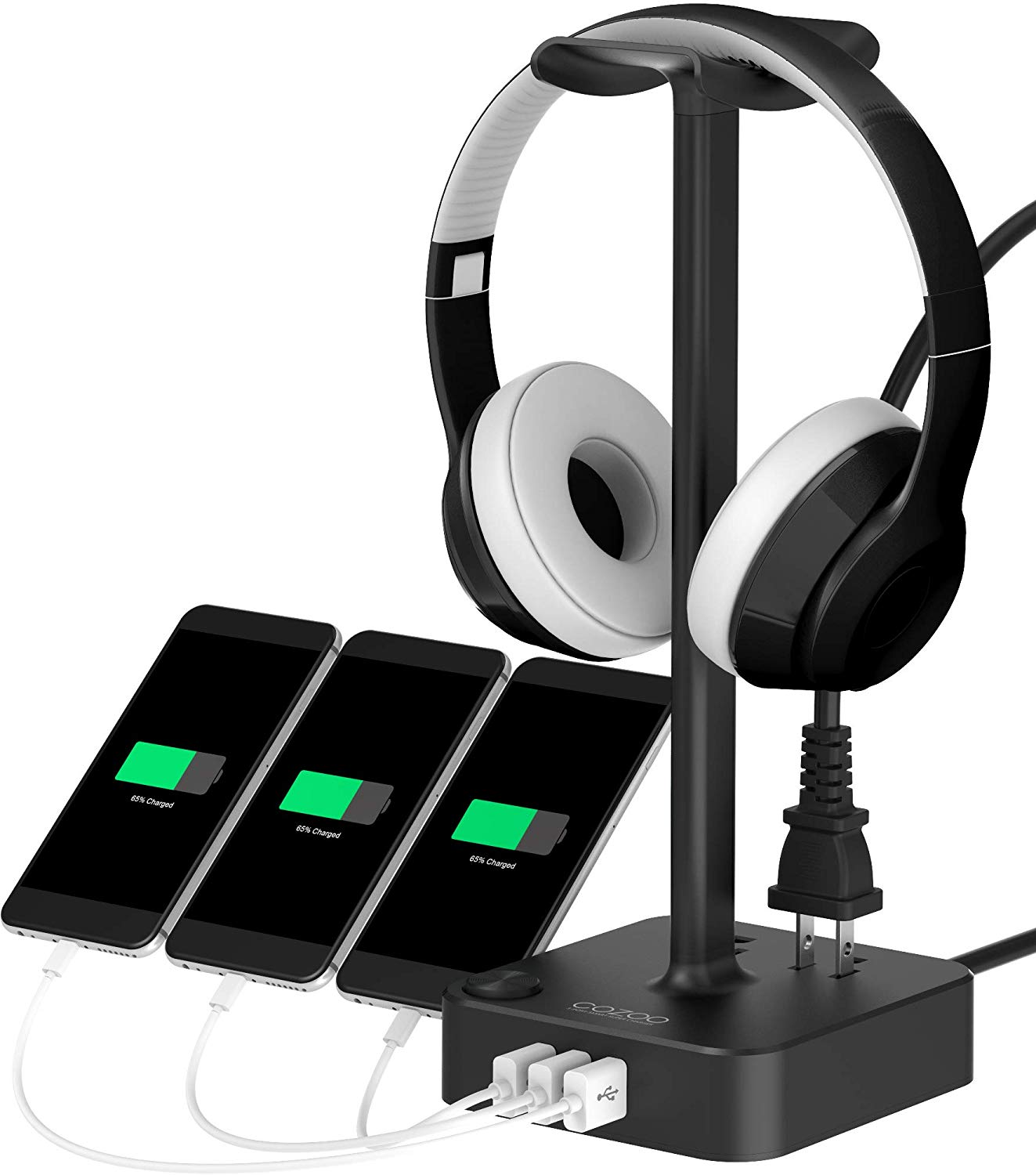 COZOO Desktop Gaming Headset Holder