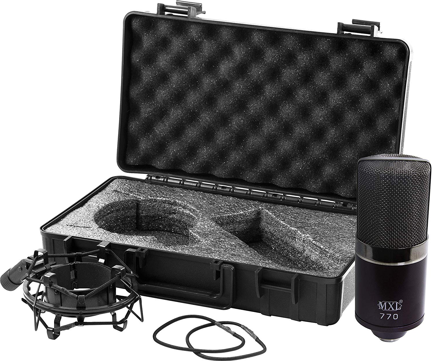 MXL Mics 770 Midnight Condenser Microphone